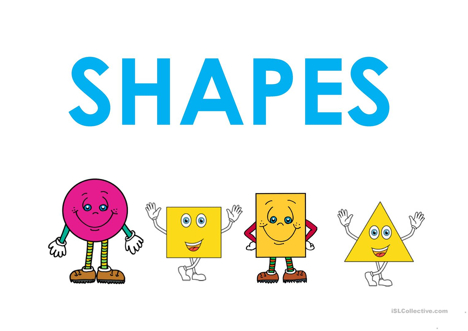 Basic 2d Shapes And Their Properties