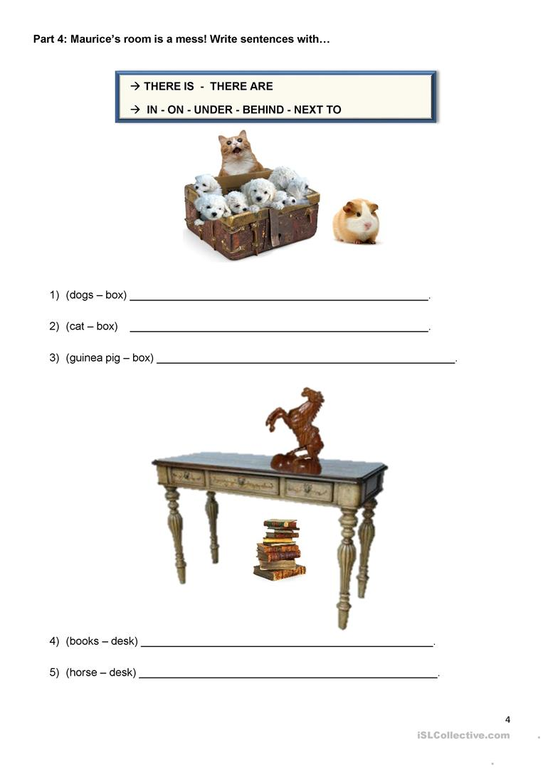 Beauty And The Beast Test Worksheet