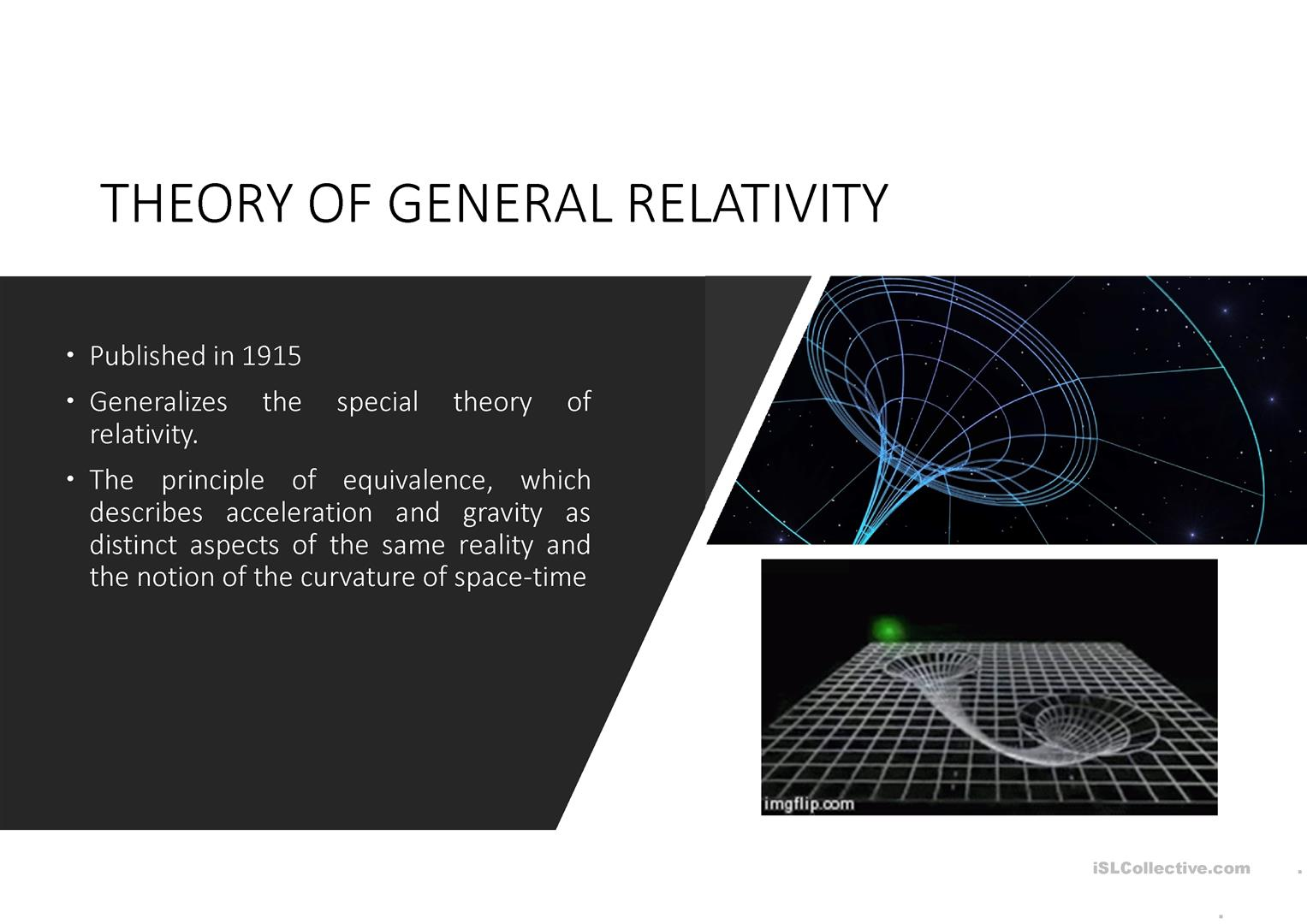Albert Einstein Biography The Theory Of Relativity