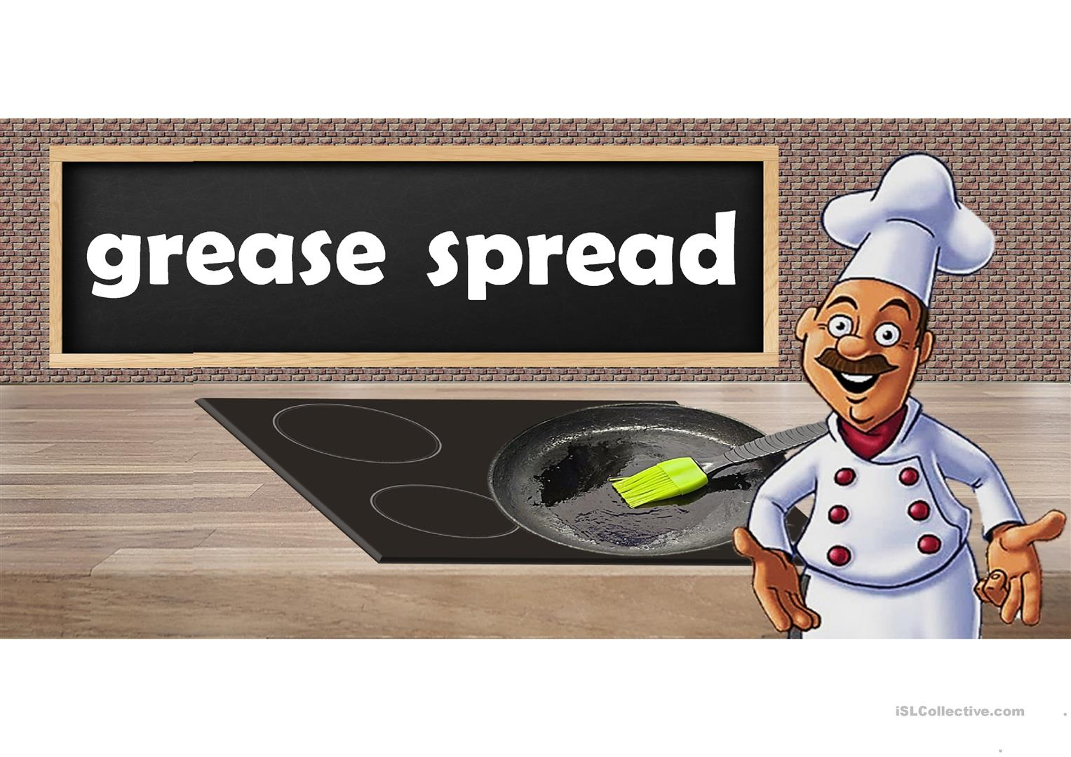 Food Cooking Verbs 3