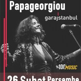 Vassiliki Papageorgiou at 'Garaj Istanbul'