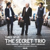 The Secret Trio's new album 'Three of Us' is out now