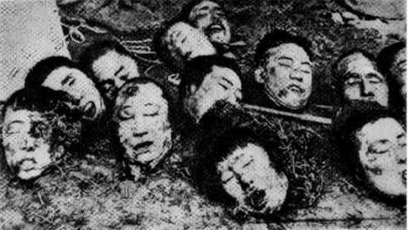 japanese world war 2 atrocities