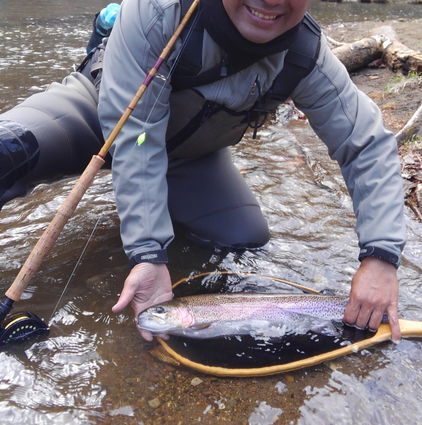 Akan, a place of aspiration for trout anglers