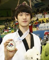 Dae Hoon Lee, Korea, -63 Kg.