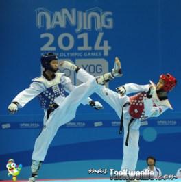 (SP)YOG-CHINA-NANJING-TAEKWONDO