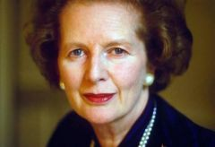 "Margaret Thatcher: ""One day, all of the facts, in about 30 years time, will be published"""