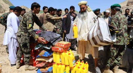 DEATH TOLL FROM AFGHANISTAN FLOODING REACHES 150