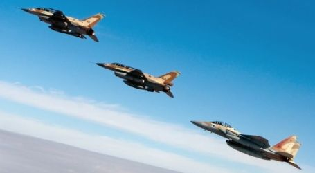 ZIONIST FORCES AIR RAIDS KILL 10 SYRIAN TROOPS IN GOLAN HEIGHTS