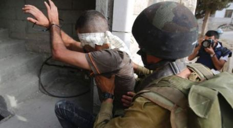 ZIONISTS ARREST OVER 400 PALESTINIANS IN 10 DAYS