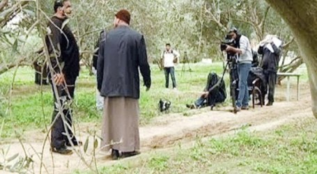 HAMAS PRODUCES TV DRAMA ABOUT PALESTINIAN RESISTANCE