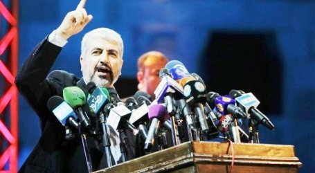 MESHAAL STILL REJECTS EGYPTIAN INITIATIVE AND TURNS DOWN CAIRO INVITATION