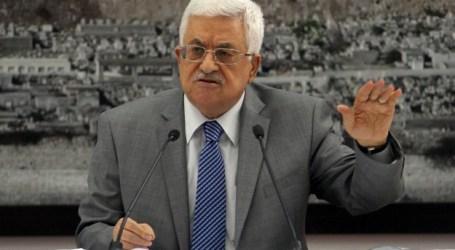 ABBAS WARNS AGAINST IMMINENT ISRAELI LAND OPERATION ON GAZA