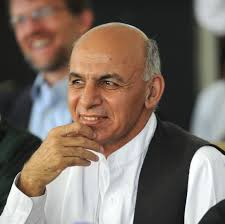 GHANI LEADS AFGHANISTAN PRESIDENTIAL RUN-OFF
