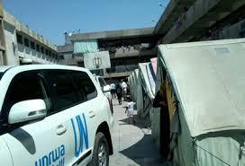 ISRAEL TARGETS UNRWA CAR, KILLS TWO