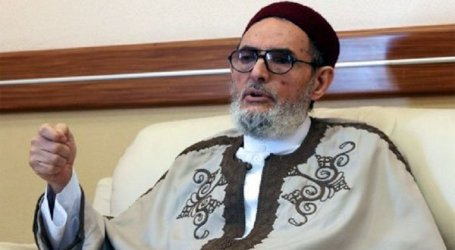 LIBYA'S MUFTI CALLS FOR MUSLIMS TO SUPPORT GAZA