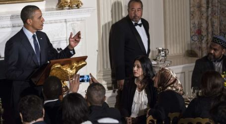 OBAMA SERVES ZIONISTS WELL BY AMBUSHING MUSLIM INVITEES AT IFTAR