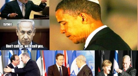 """WESTERN LEADERS SERVE ZIONIST MASTERS WELL BY SUPPORTING ISRAELI """"WAR CRIMES"""""""
