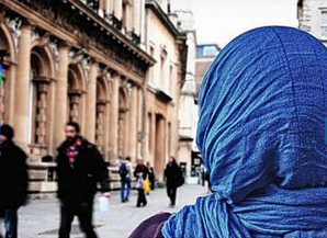 BRISTOL MUSLIMAH ABUSED IN CITY CENTER