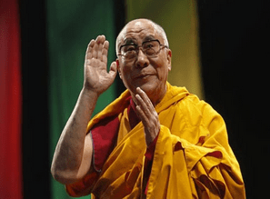 DALAI LAMA CONDEMNS EXTREMIST BUDDHISTS ATTACKS ON MUSLIMS