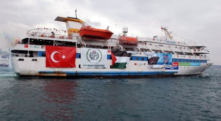 FREEDOM FLOTILLA II TO SET SAIL TO GAZA NEXT MAY