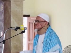 JEMAAH MUSLIMIN IMAM WELCOMES PALESTINIAN-ISRAELI CEASEFIRE