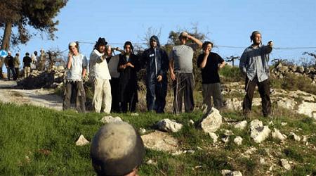 ISRAELI SETTLERS AROUND GAZA STILL AFRAID TO RETURN
