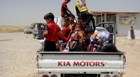 ISIL'S NEW TARGET: YEZIDIS