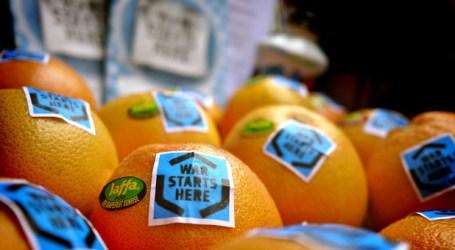 IRELAND'S BIGGEST FOOD RETAILER DROPS ISRAELI PRODUCE