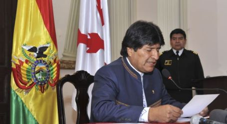 BOLIVIA OFFICIALLY DECLARES ISRAEL A 'TERRORIST STATE'