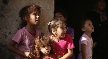 370 THOUSANDS GAZA KIDS NEED PSYCHO-SOCIAL FIRTS AID: UNICEF