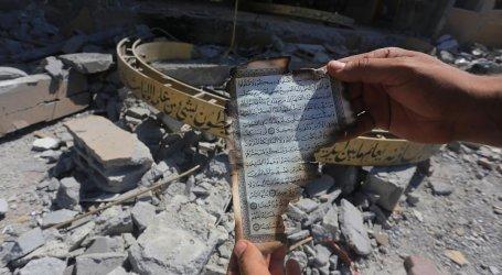 ISRAEL'S WAR CRIMES ENDANGER PALESTINE'S CULTURAL HERITAGE