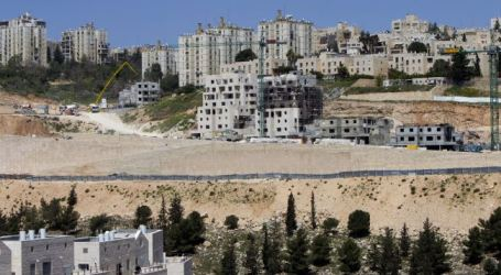 ISRAEL BUILTS 500 HOMES IN EAST J'LEM FIRST HALF OF 2014