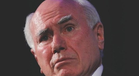 JOHN HOWARD 'EMBARRASSED' BY FAILED WMD INTELLIGENCE ON IRAQ