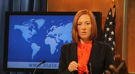 US OPPOSES ISRAELI LAND GRAB IN WEST BANK