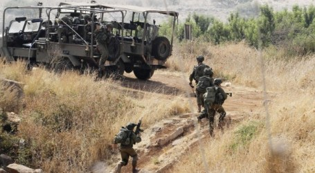 ISRAEL TARGETS SYRIA ARMY POST FOLLOWING ATTACK