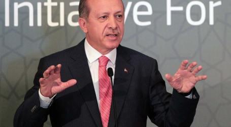 ERDOGAN: TURKEY'S POSITION ON TERRORISM IS CLEAR, WE WILL FIGHT IT