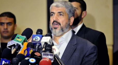 MESHAAL WELCOMES CALL TO CONTINUE THE RESISTANCE