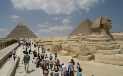 EGYPT INCOMING TOURISTS DECLINES BY 25.4 PERCENT IN 2014