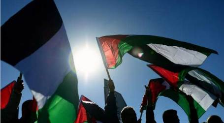 PALESTINIAN PRESIDENCY 'ENCOURAGED' BY FRANCE AND SWEDEN