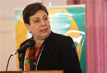 Ashrawi: Israel is Manipulating Its So-Called Democratic Legal System to Provide Cover for Its War Crimes