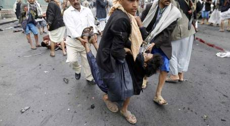 DOZENS DEAD IN BLASTS IN SANAA AND EAST YEMEN