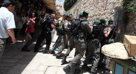 HAMAS: OCCUPATION FORCES TO PAY PRICE FOR ITS 'CRIMES' IN JERUSALEM
