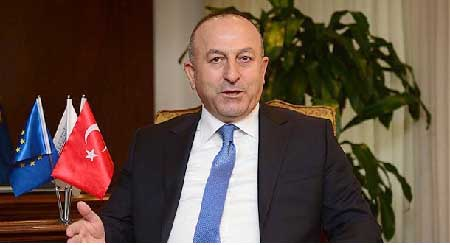 TURKEY CONDEMNS ISRAEL'S LAND GRAB IN  AL QUDS