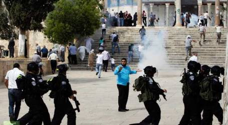 JORDAN, ABBAS SLAM ISRAELI 'SIEGE' ON AL-AQSA COMPOUND