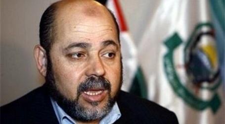 HAMAS OFFICIAL DENIES GROUP'S INVOLVEMENT IN SINAI ATTACKS