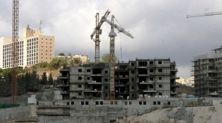 EUROPE AIMS TO DE-LEGITIMIZE ISRAELI SETTLEMENTS