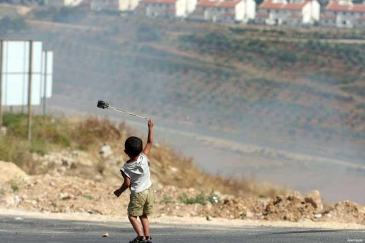 Anak-Palestina