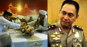 MUALLAF CENTER: BALI PROVINCIAL POLICE CHIEF CONVERTS TO ISLAM