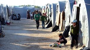 SYRIA REFUGEES RECOUNT ORDEAL IN IRAQ
